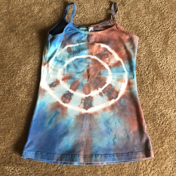 Hard Tail Tops - Hard Tail Forever Tie Dye Cami Tank